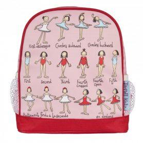 detský batoh Baletky