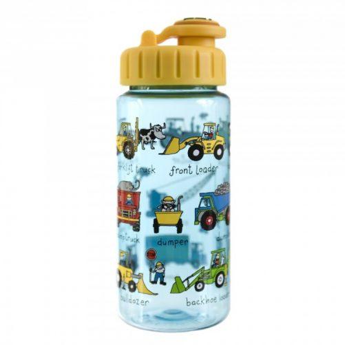 Detská fľaša Pracovné stroje