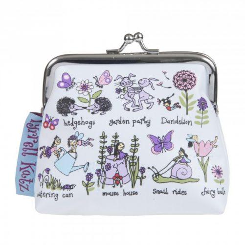 Dievčenská peňaženka Tajomná záhrada