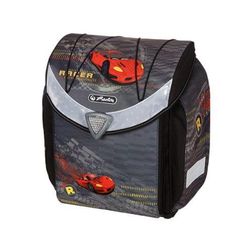 ergonomická školská taška auto