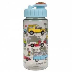 zdravá fľaša autá