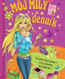 denníky pre dievčatá