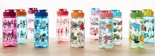 Zdravé fľaše pre deti