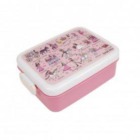 desiatový box princezné