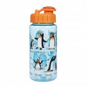 detská fľaša tučniaci